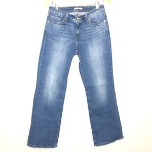 Levi's 529 Curvy Bootcut Jeans in Sz 10